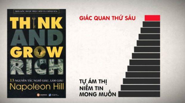 Mã Hạnh review sách 13 Nguyên Tắc Nghĩ Giàu Làm Giàu - Think And Grow Rich - Napoleon Hill