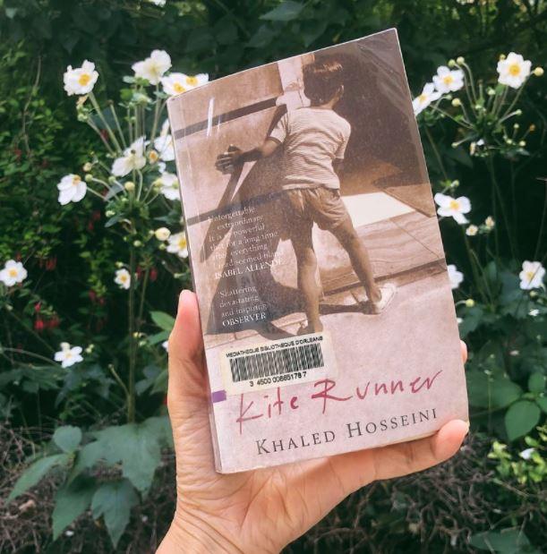 Nguyên Kan review sách Người Đua Diều - Khaled Hosseini