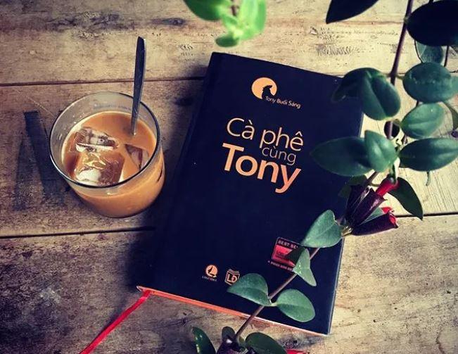 Nguyễn Ngọc Chi review sách Cà Phê Cùng Tony - Tony Buổi Sáng