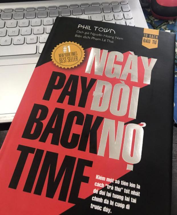 Quỳnh Như review sách Payback Time - Ngày Đòi Nợ - Phil Town