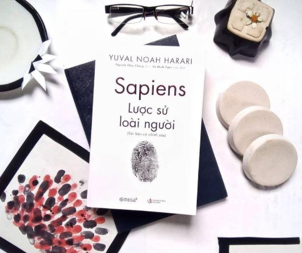 THUONGDTH review sách Sapiens Lược Sử Loài Người - Yuval Noah Harari