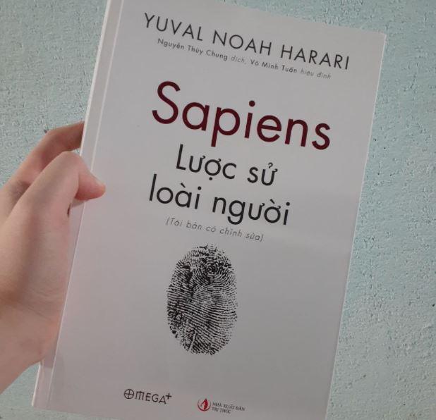 Thanh Ngan review sách Sapiens Lược Sử Loài Người - Yuval Noah Harari