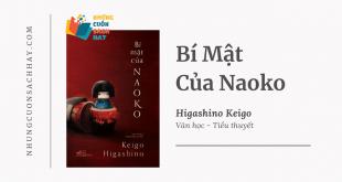 Trích dẫn sách Bí Mật Của Naoko - Higashino Keigo