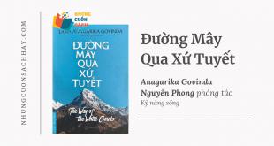 Trích dẫn sách Đường Mây Qua Xứ Tuyết - Nguyên Phong