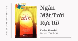 Trích dẫn sách Ngàn Mặt Trời Rực Rỡ - Khaled Hosseini