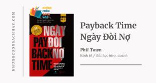Trích dẫn sách Payback Time - Ngày Đòi Nợ - Phil Town