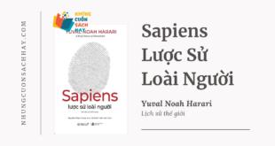 Trích dẫn sách Sapiens Lược Sử Loài Người - Yuval Noah Harari