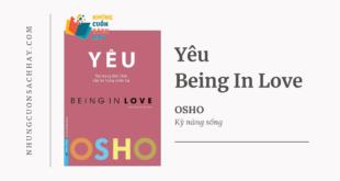 Trích dẫn sách Yêu - Being In Love - OSHO
